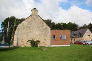 extension maison individuelle locmalo