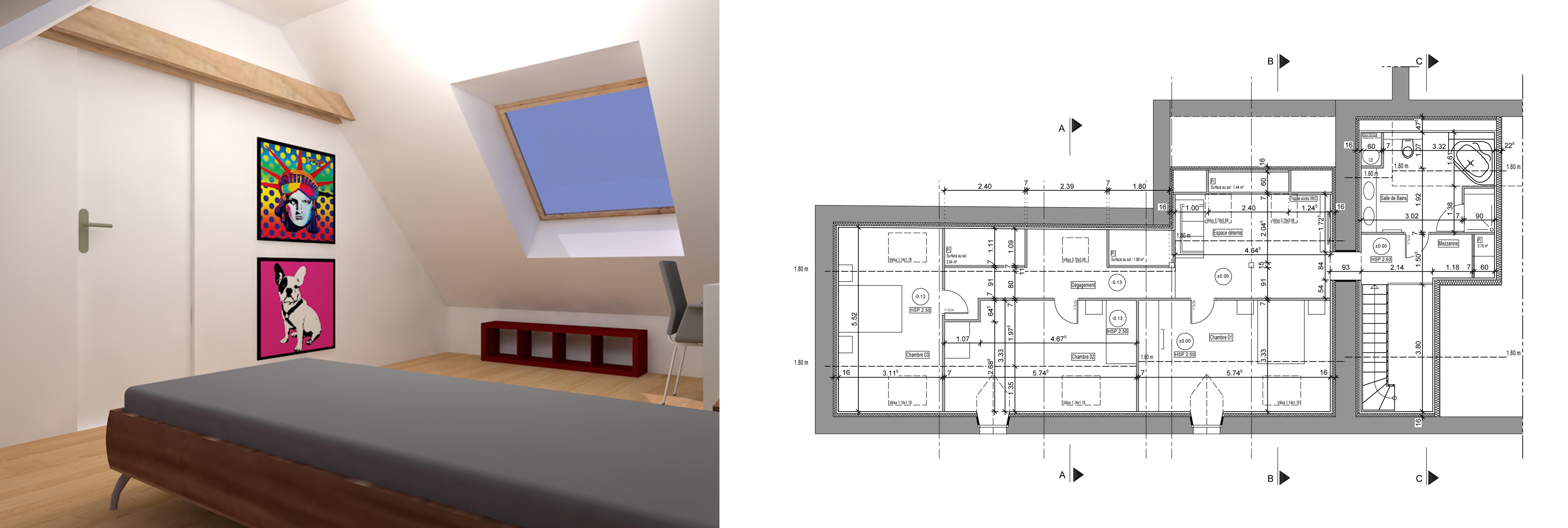 bandeau aménagement interieur