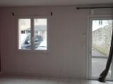 projet renovation petite maison vannes existant entrée