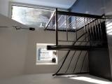 projet renovation petite maison vannes travaux fini escalier