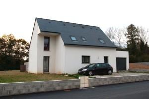 Maison individuelle à Plumelin